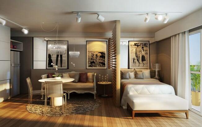 Confira dicas para otimizar o espaço de imóveis pequenos