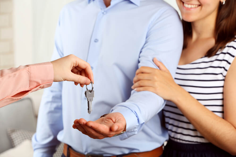 imobiliária de confiança