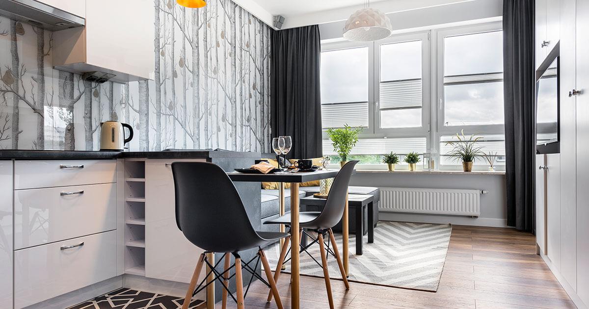 7 ideias para aproveitar melhor seu apartamento pequeno