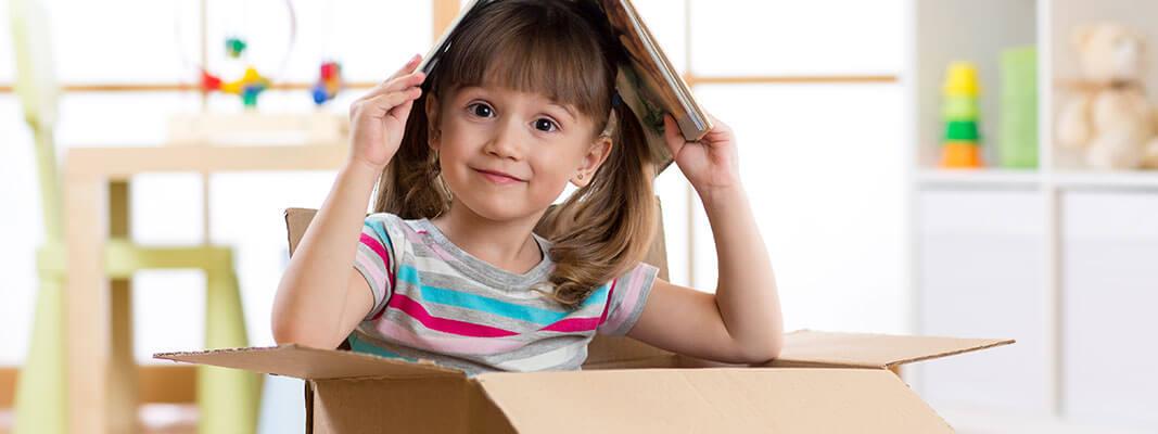 Infância mais divertida: otimize o espaço da sua casa para o seu filho