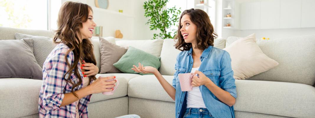 De bem com o orçamento: dividir apartamento pode ser a solução