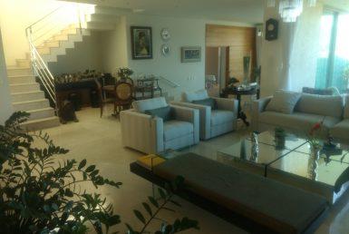 Foto Casa em Condomínio de 5 quartos à venda no Alphaville em Nova Lima - Imagem 01