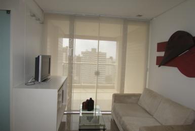 Foto Apartamento de 2 quartos para alugar no Funcionários em Belo Horizonte - Imagem 01
