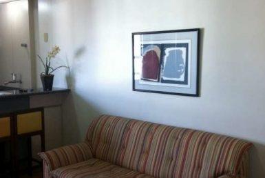 Foto Flat à venda no Lourdes em Belo Horizonte - Imagem 01