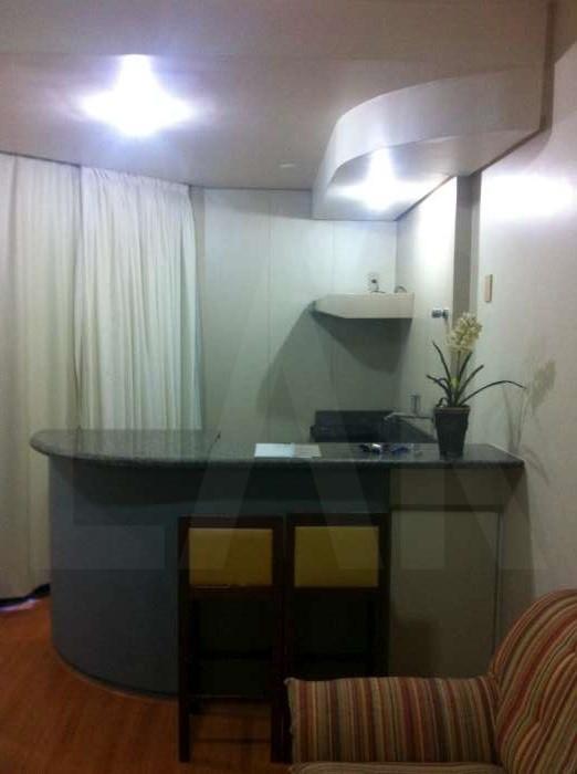 Foto Flat de 1 quarto à venda no Lourdes em Belo Horizonte - Imagem 02