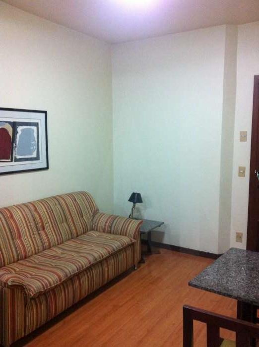 Foto Flat de 1 quarto à venda no Lourdes em Belo Horizonte - Imagem 04