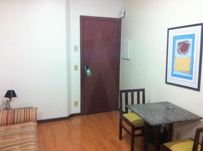Foto Flat de 1 quarto à venda no Lourdes em Belo Horizonte - Imagem 05