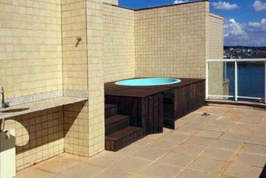 Foto Cobertura de 5 quartos à venda no Alphaville em Nova Lima - Imagem 01