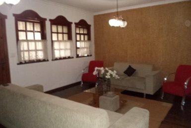 Foto Casa de 4 quartos para alugar no Castelo em Belo Horizonte - Imagem 01