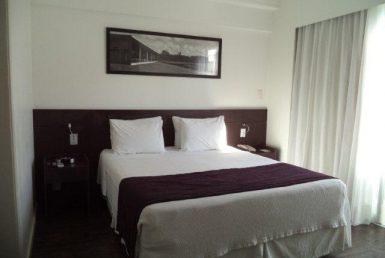 Foto Flat de 1 quarto para alugar no Bandeirantes (Pampulha) em Belo Horizonte - Imagem 01