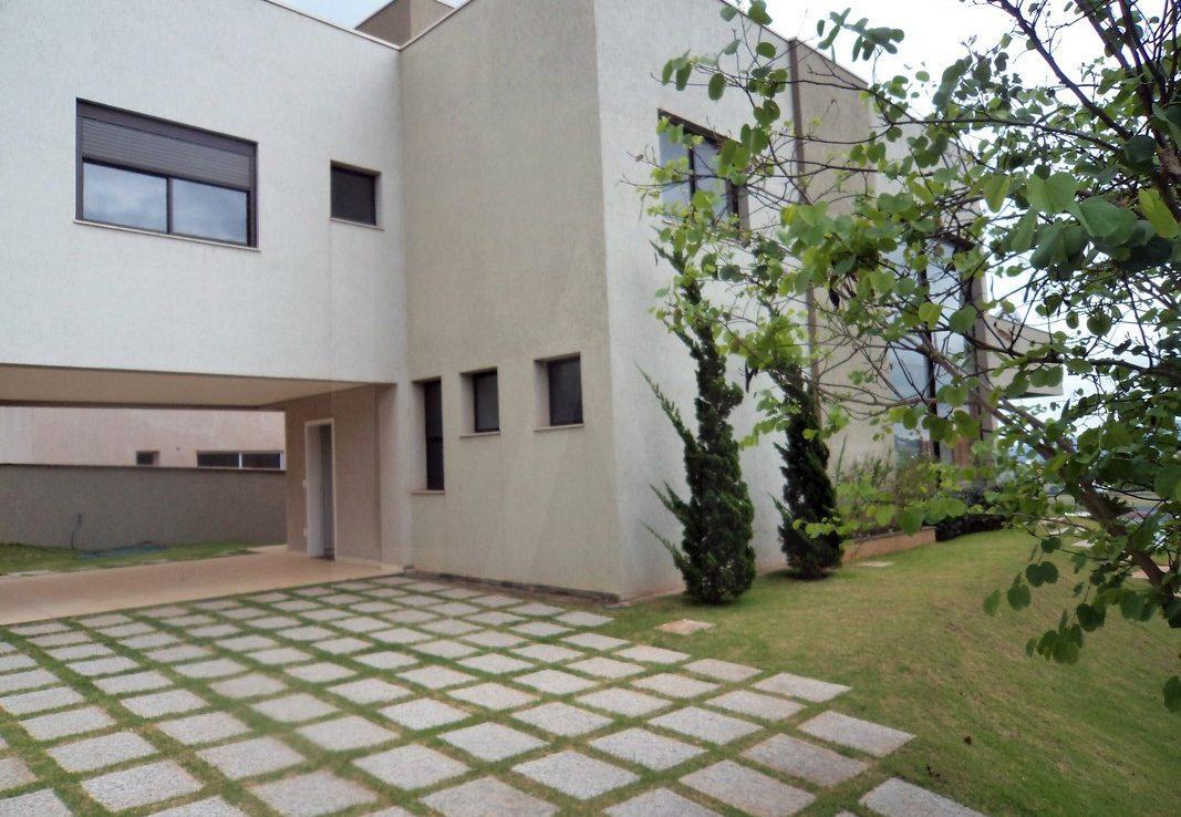 Foto Casa em Condomínio de 4 quartos à venda no Alphaville em Nova Lima - Imagem