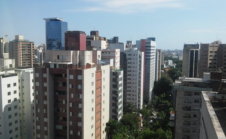 Foto Flat de 1 quarto à venda no Funcionários em Belo Horizonte - Imagem 05