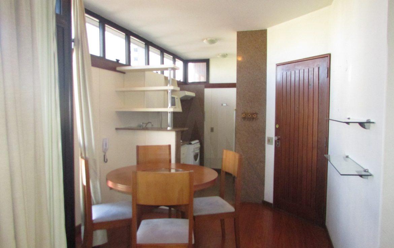 Foto Apartamento de 1 quarto para alugar no Lourdes em Belo Horizonte - Imagem 03