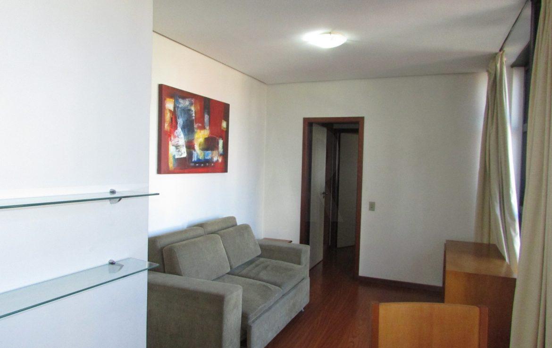 Foto Apartamento de 1 quarto para alugar no Lourdes em Belo Horizonte - Imagem 02