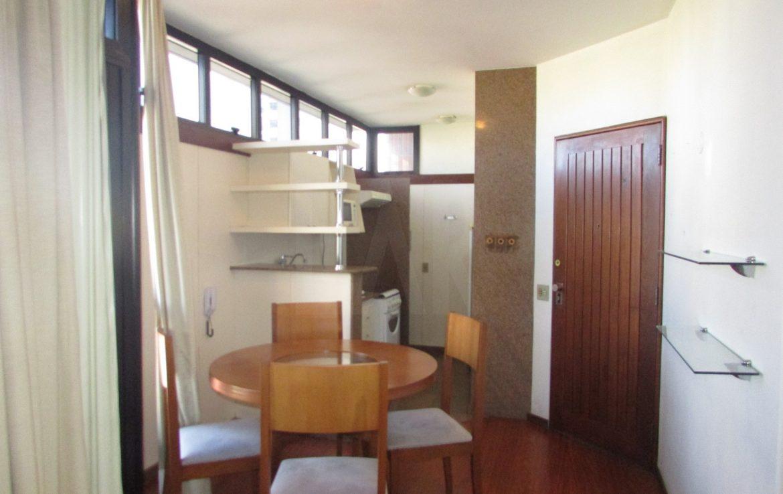 Foto Apartamento de 1 quarto para alugar no Lourdes em Belo Horizonte - Imagem 04