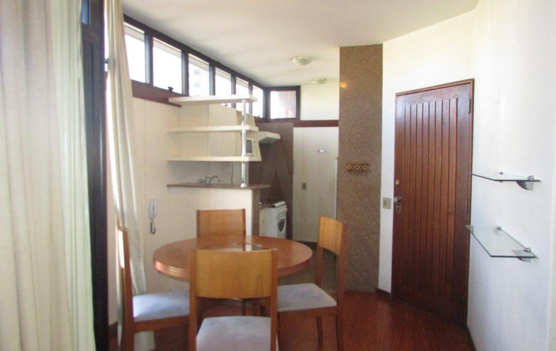 Foto Apartamento de 1 quarto para alugar no Lourdes em Belo Horizonte - Imagem 05
