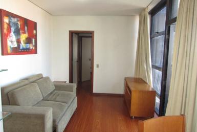 Foto Apartamento de 1 quarto para alugar no Lourdes em Belo Horizonte - Imagem 01