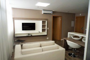Foto Flat à venda no LUXEMBURGO em Belo Horizonte - Imagem 01
