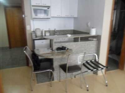 Foto Flat à venda no Serra em Belo Horizonte - Imagem