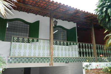 Foto Casa de 5 quartos para alugar no Serra em Belo Horizonte - Imagem 01
