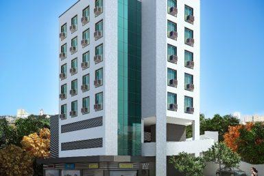 Foto Flat de 1 quarto à venda no Uniao em Belo Horizonte - Imagem 01