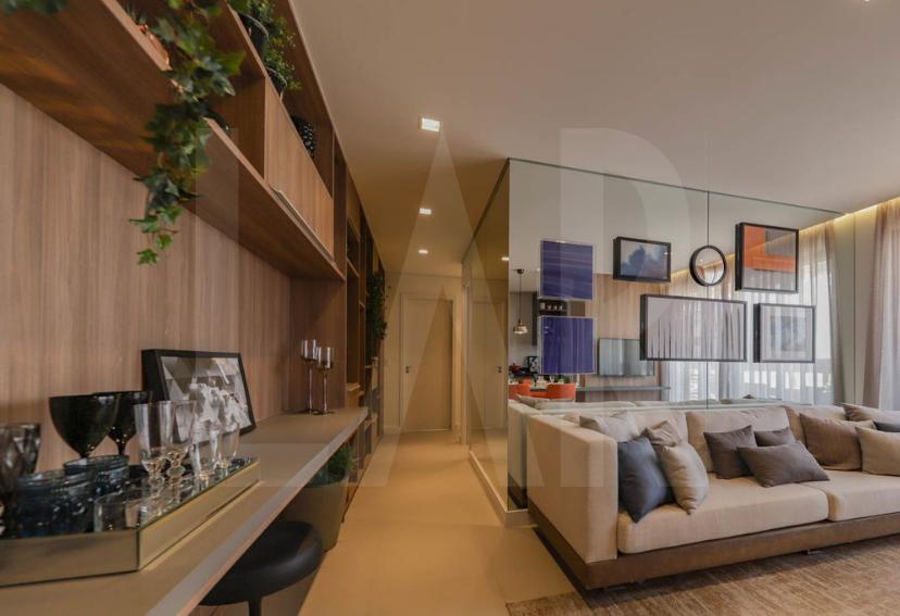 Foto Apartamento de 1 quarto à venda no Funcionários em Belo Horizonte - Imagem 02