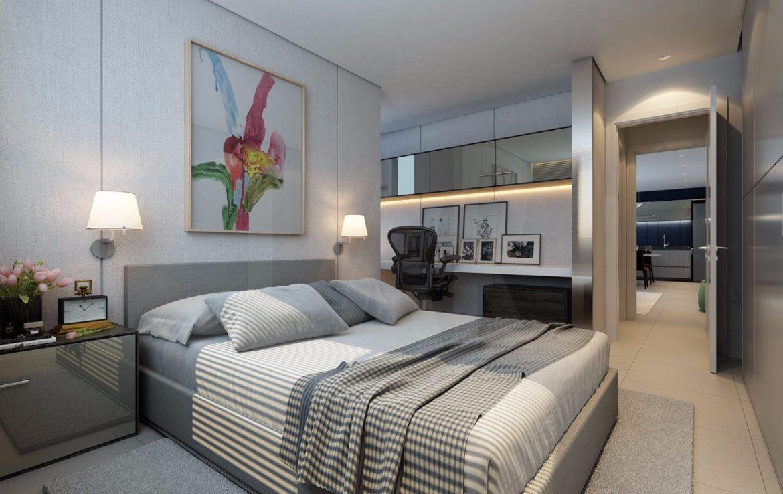 Foto Apartamento de 1 quarto à venda no Funcionários em Belo Horizonte - Imagem 05