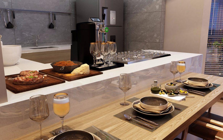 Foto Apartamento de 1 quarto à venda no Funcionários em Belo Horizonte - Imagem 08
