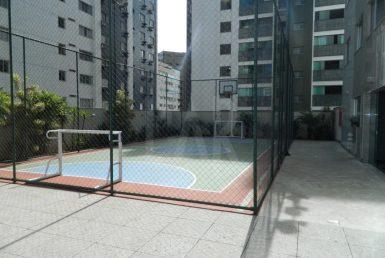 Foto Apartamento de 1 quarto para alugar no Funcionários em Belo Horizonte - Imagem 01