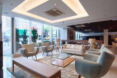 Foto Flat de 1 quarto à venda na Savassi em Belo Horizonte - Imagem 01