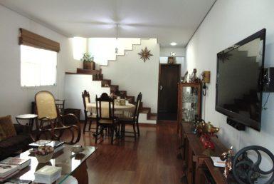 Foto Casa Geminada de 3 quartos à venda no Novo Horizonte em Sabará - Imagem 01