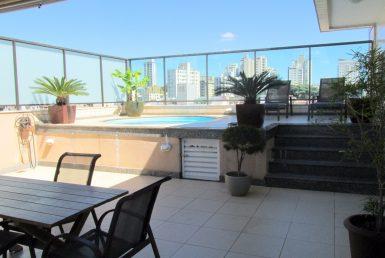 Foto Cobertura de 4 quartos à venda no São Pedro em Belo Horizonte - Imagem 01
