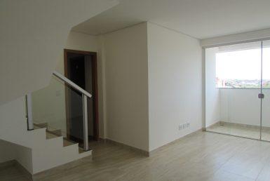 Foto Cobertura de 3 quartos à venda no Caiçara em Belo Horizonte - Imagem 01