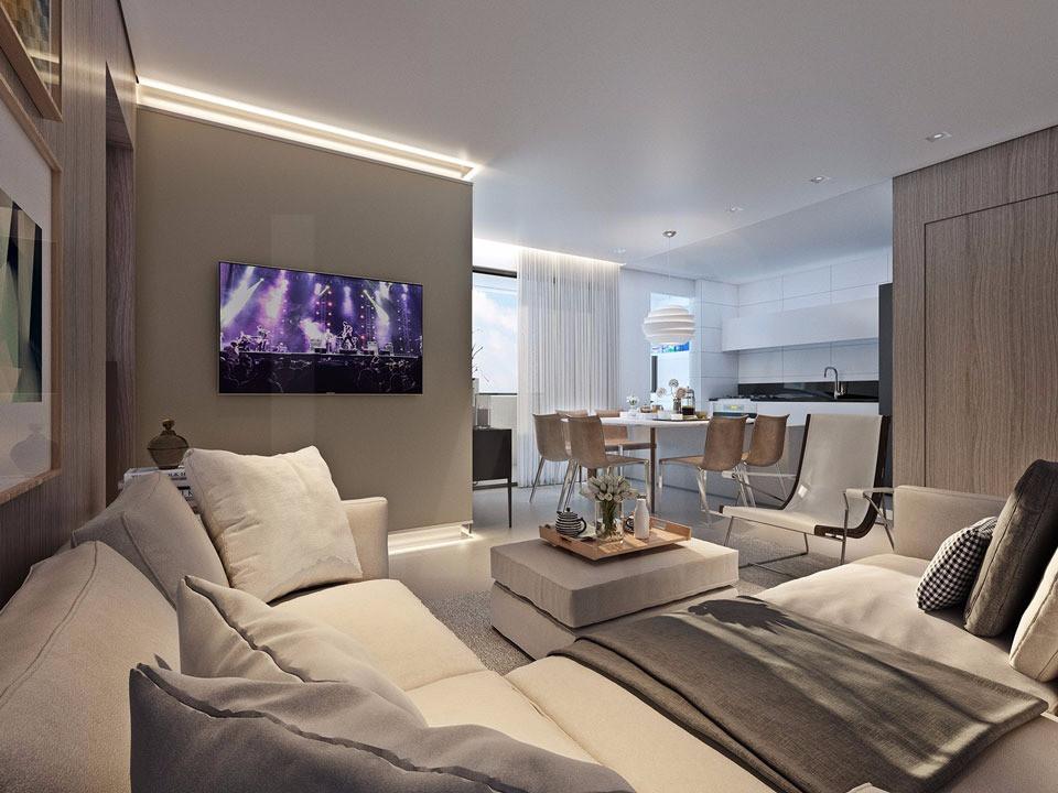 Foto Apartamento de 3 quartos à venda no Funcionários em Belo Horizonte - Imagem 02