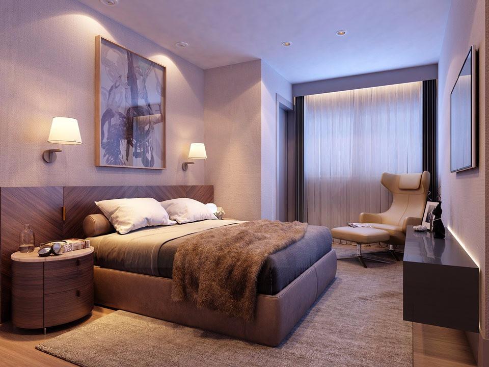 Foto Apartamento de 3 quartos à venda no Funcionários em Belo Horizonte - Imagem 03
