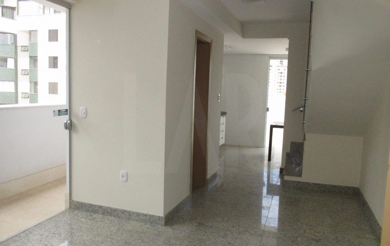 Foto Cobertura de 2 quartos à venda no São Pedro em Belo Horizonte - Imagem