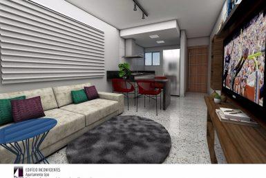 Foto Loja de 1 quarto à venda no Funcionários em Belo Horizonte - Imagem 01
