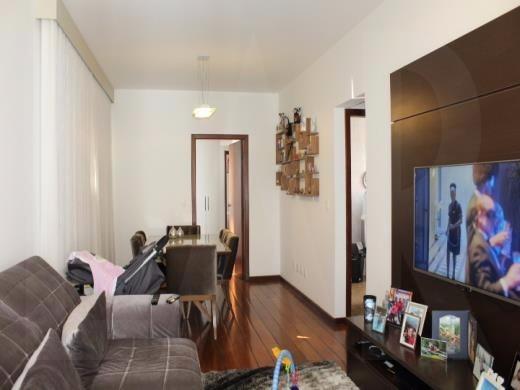 Foto Apartamento de 3 quartos à venda no Santo Antônio em Belo Horizonte - Imagem