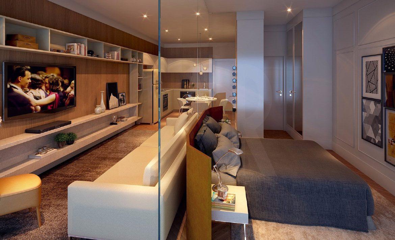 Foto Apartamento de 1 quarto à venda no Santo Agostinho em Belo Horizonte - Imagem 08