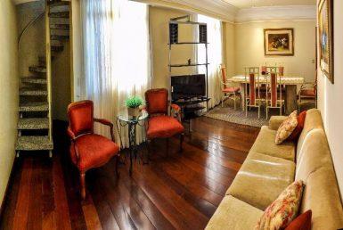 Foto Cobertura de 3 quartos à venda no Carmo em Belo Horizonte - Imagem 01
