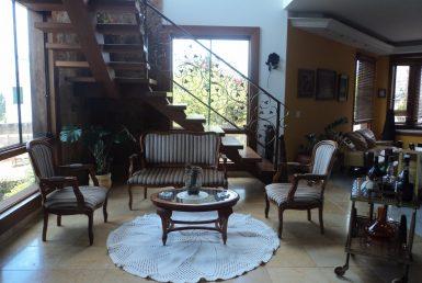 Foto Casa em Condomínio de 4 quartos à venda no Alphaville em Nova Lima - Imagem 01