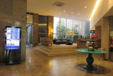 Foto Flat à venda na Savassi em Belo Horizonte - Imagem 01