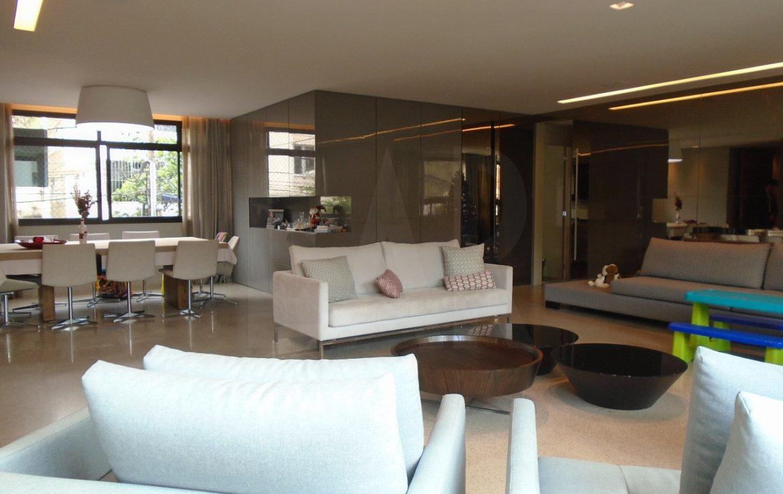 Foto Apartamento de 4 quartos à venda no Santa Lúcia em Belo Horizonte - Imagem 05