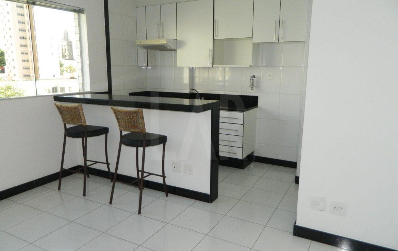 Foto Apartamento de 1 quarto para alugar no Lourdes em Belo Horizonte - Imagem