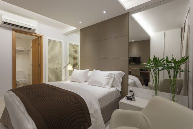 Foto Flat de 1 quarto à venda no Cidade Jardim em Belo Horizonte - Imagem 01