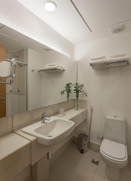 Foto Flat de 1 quarto à venda no Cidade Jardim em Belo Horizonte - Imagem 07