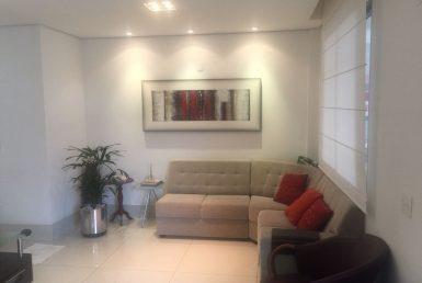 Foto Apartamento de 3 quartos à venda no São Pedro em Belo Horizonte - Imagem 01