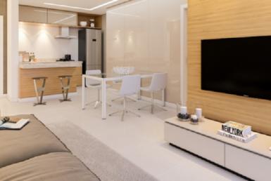 Foto Apartamento de 3 quartos à venda no SANTA ROSA em Belo Horizonte - Imagem 01