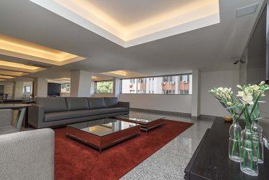 Foto Cobertura de 3 quartos à venda no Centro em Belo Horizonte - Imagem 01