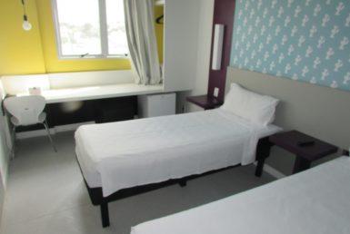 Foto Flat para alugar no São Luiz em Belo Horizonte - Imagem 01